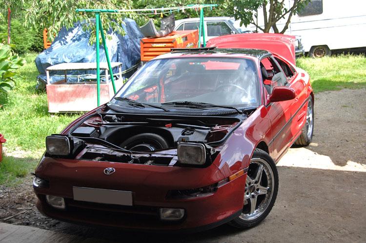 mr2 turbo poids du moteur
